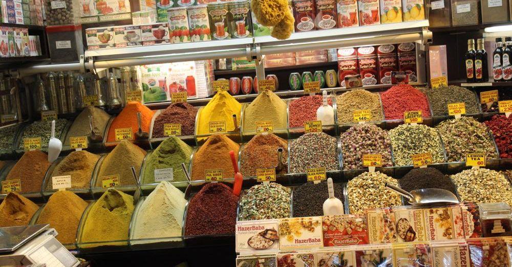 Egyptian Bazaar (Spice Market)
