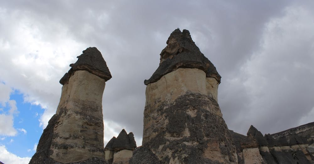 Fairy Chimneys of Pashabag