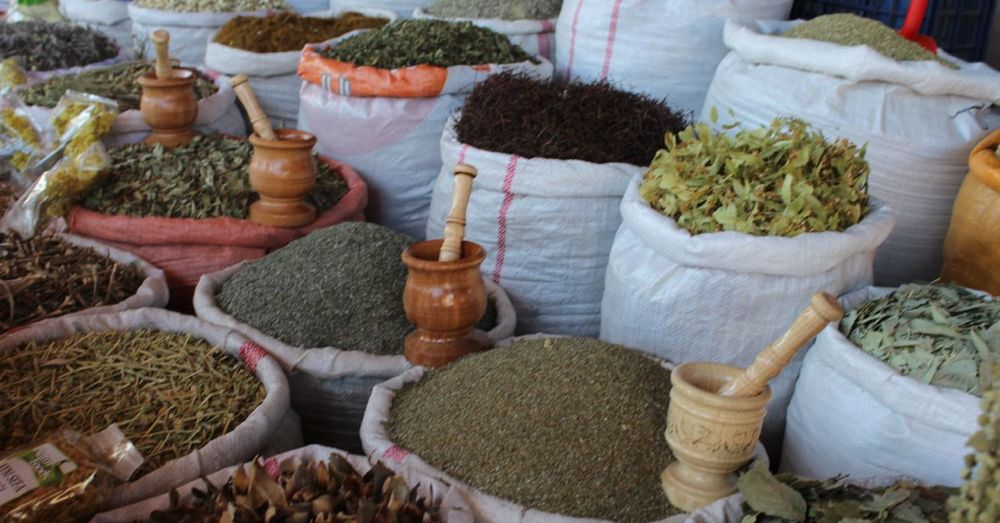 Seasonings & Herbs