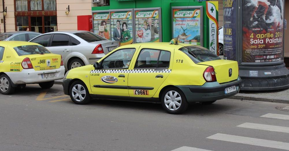 Taxis!