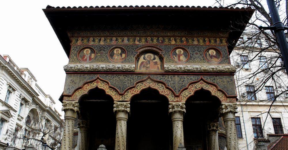 Stavropoleous Monastery