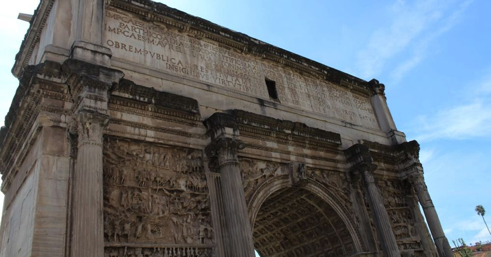 Arch of Septimus Severus