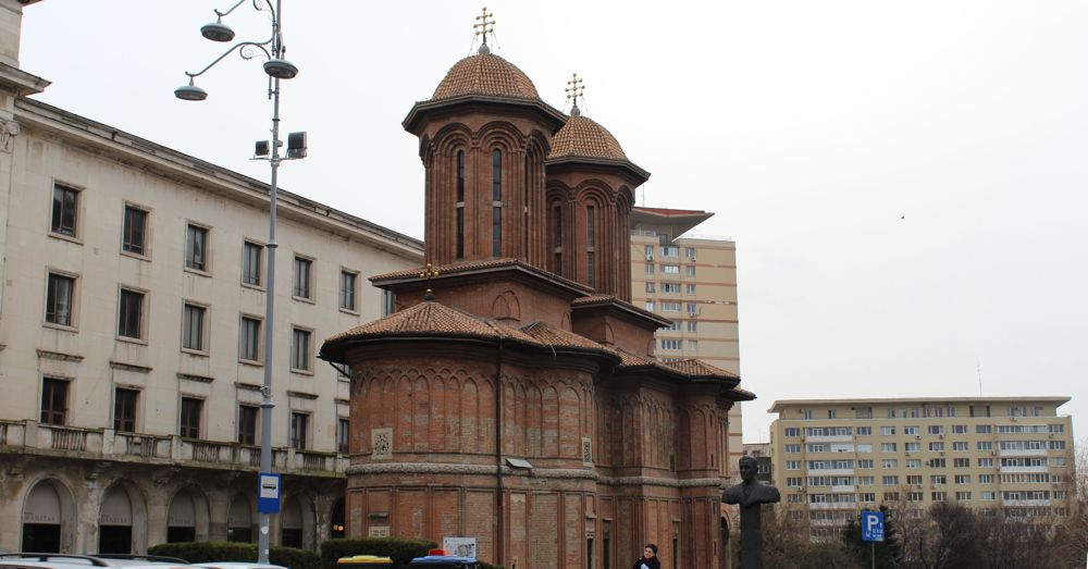 Cretsulescu Church