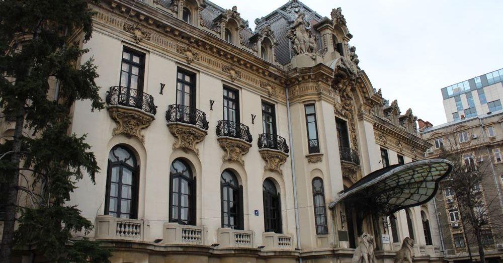 Cantacuzino Palace