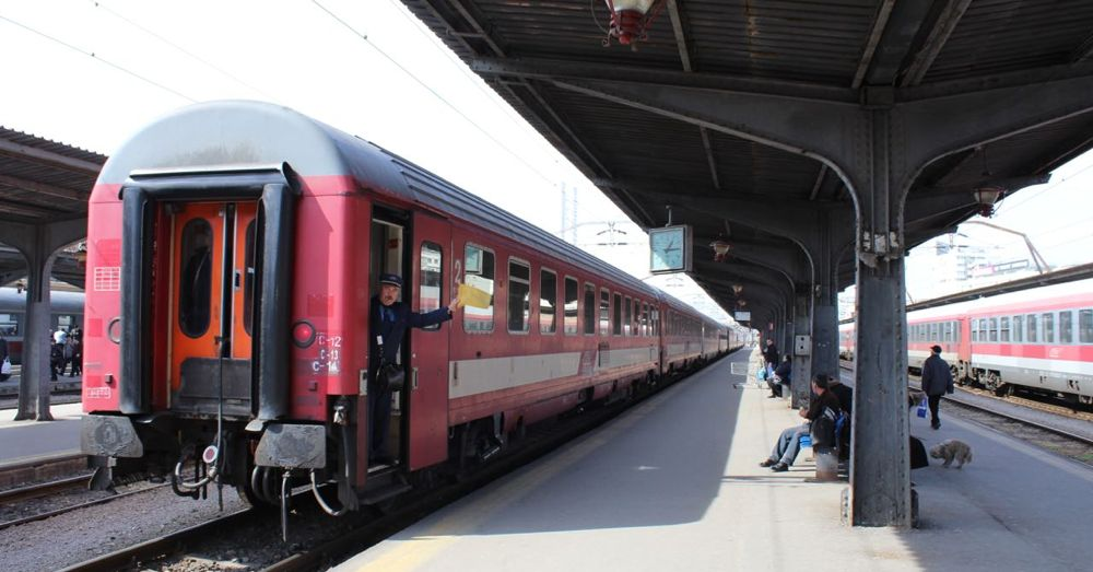 Train to Brasov