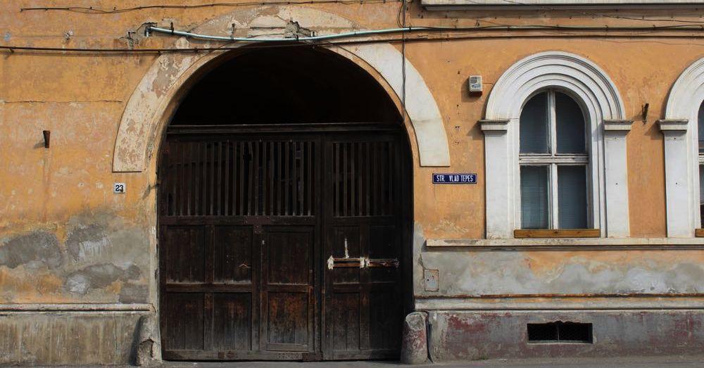 Vlad Tepes Street