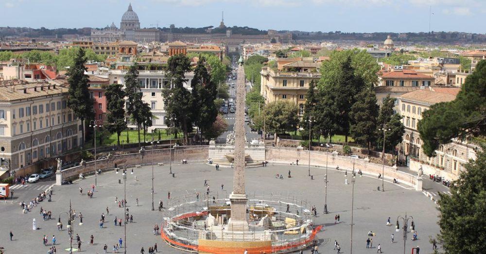 Piazza del Popolo (People's Square)