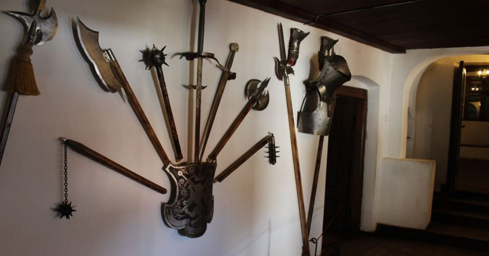 Weapons on the Wall
