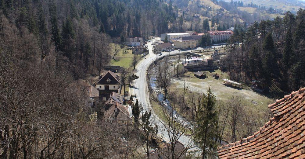 Transylvania/Wallachia Border
