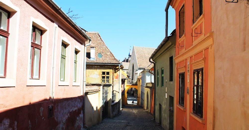 Sighisoara Street II
