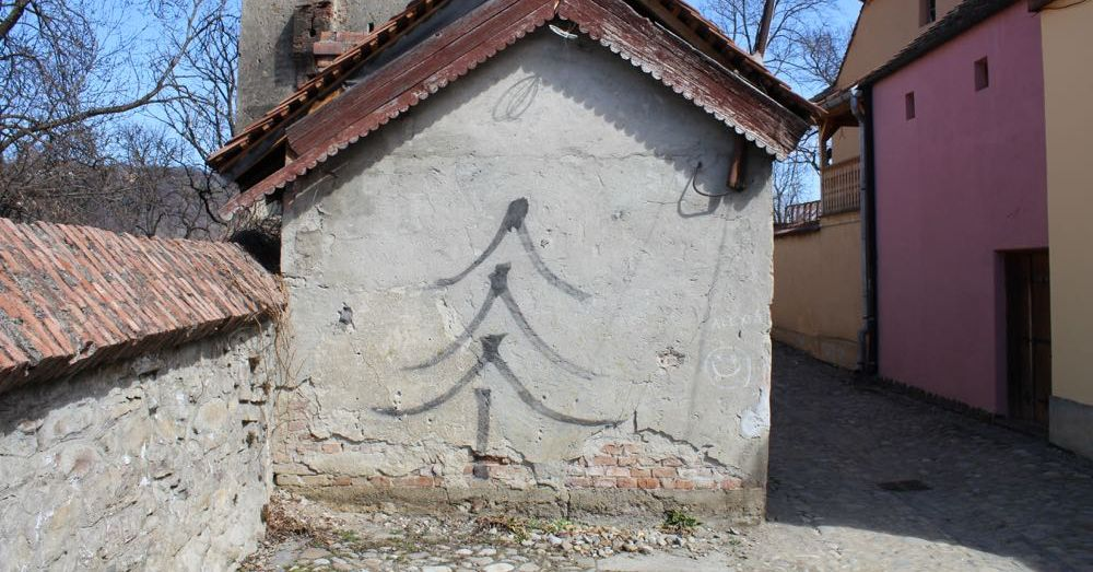 Sighisoara Graffiti