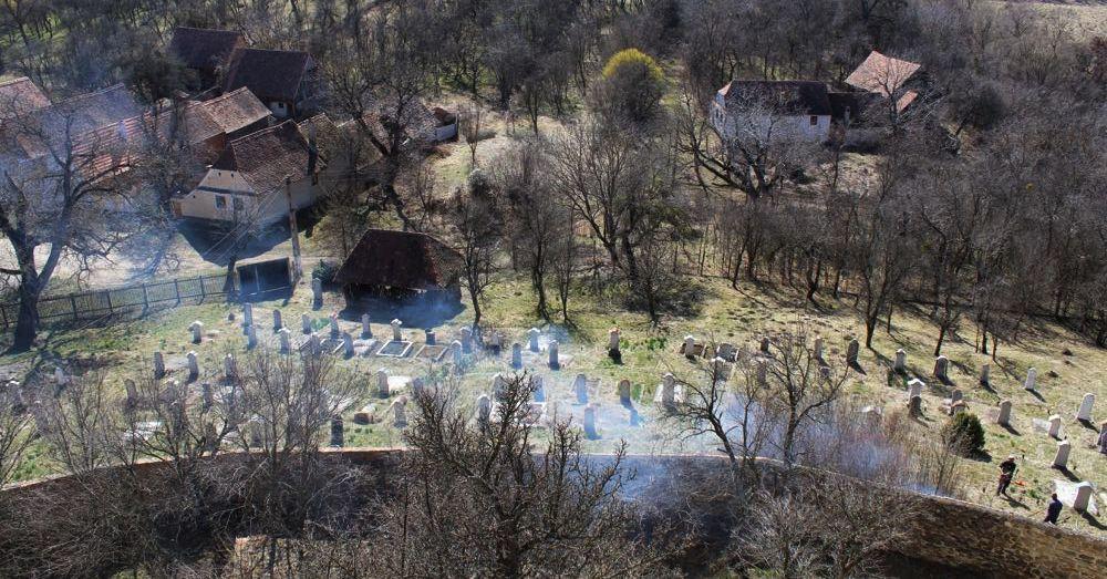 Viscri Cemetery