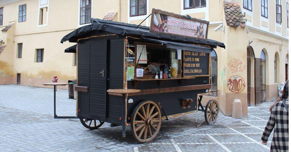 Kurtos Kalacs Vendor