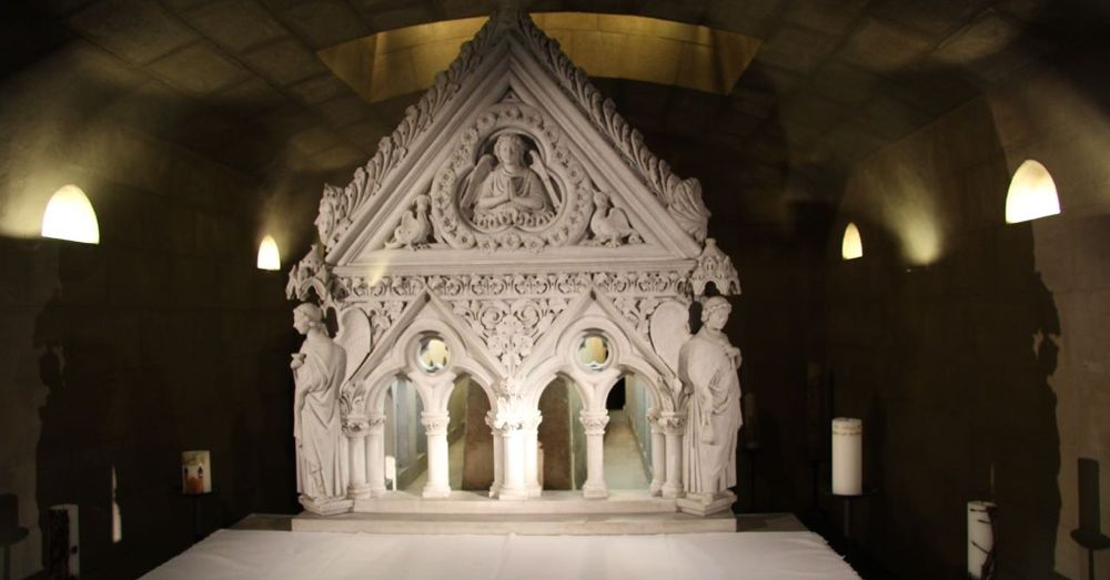 Tomb of Saint Willibrord