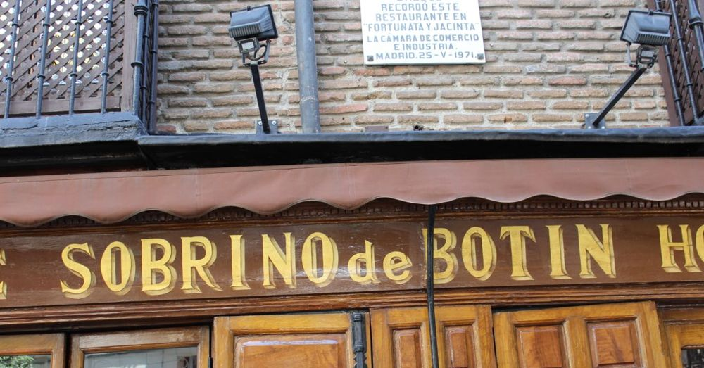 Botín, Oldest Restaurant in the World