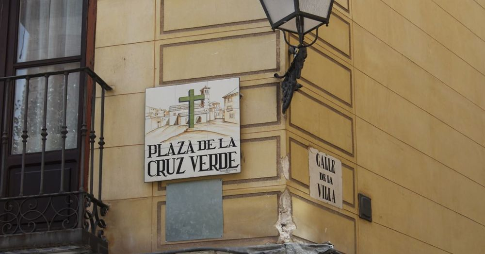 Plaza del Cruz Verde