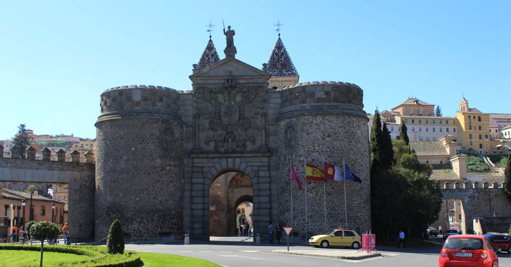 Toledo Entrance Gate