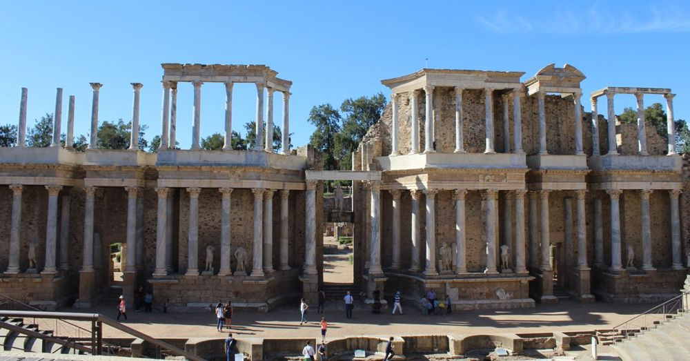 Mérida Amphitheater