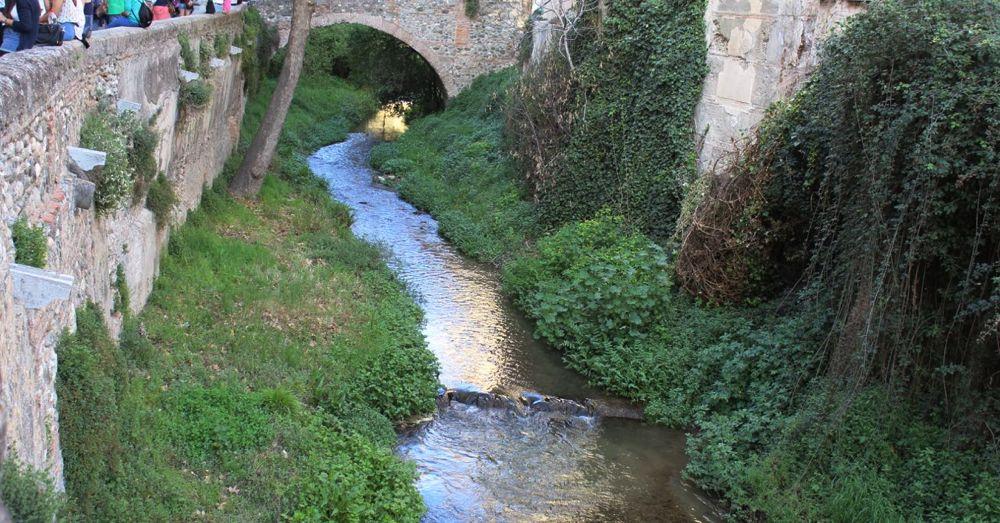Darro River