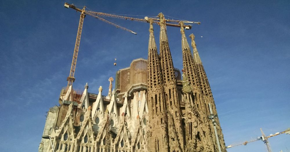 Sagrada Familia, Parting Shot