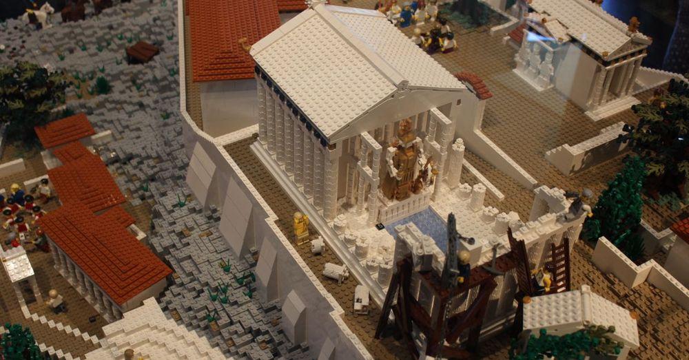 Lego Acropolis