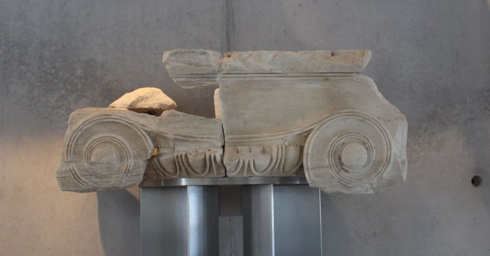 Ancient Grecian Car