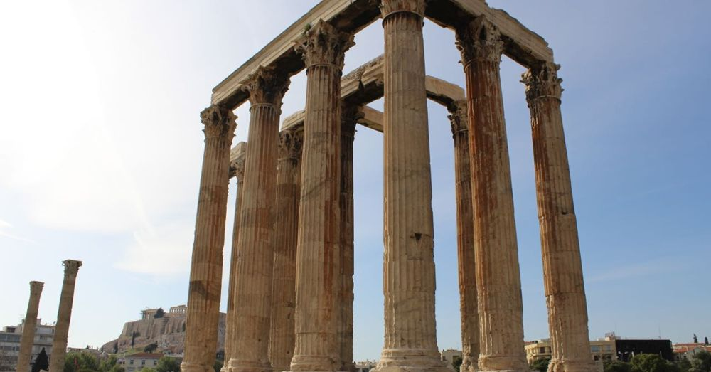 Temple of Olympic Zeus