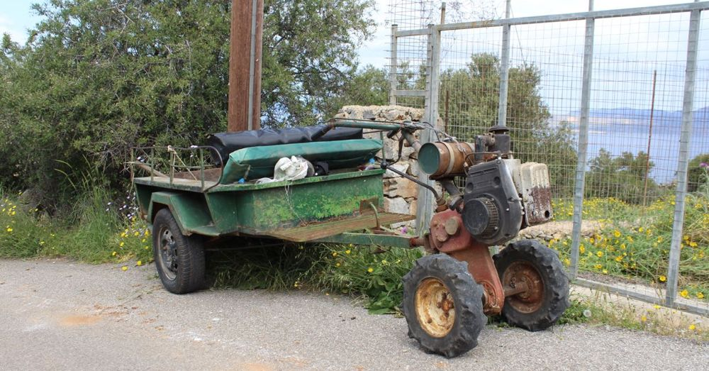 Cretan Working Vehicle