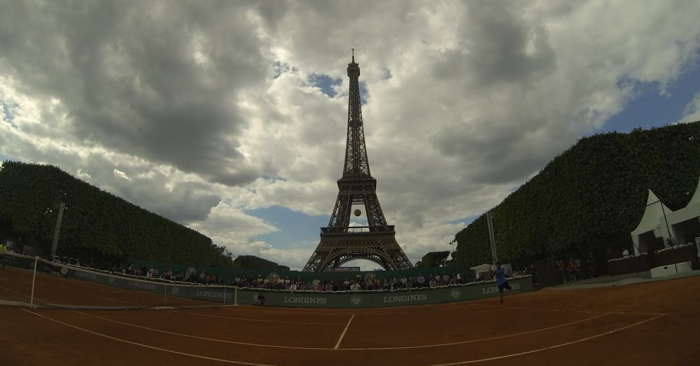 Tennis at the Tower