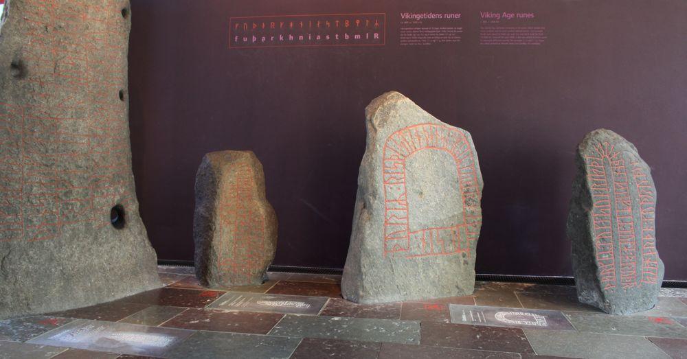 Runestones.