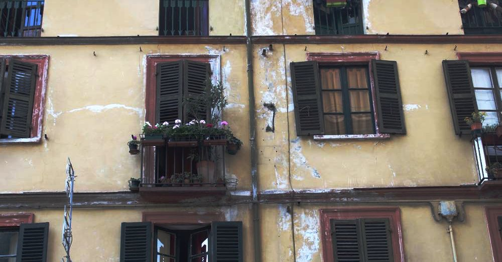 Windows on Torino