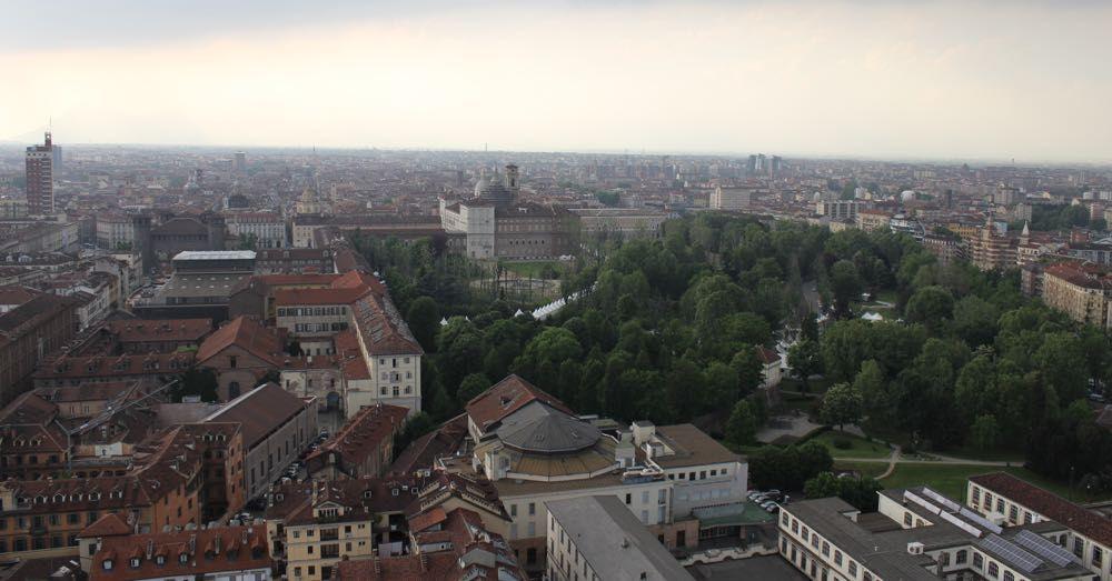 View of Torino