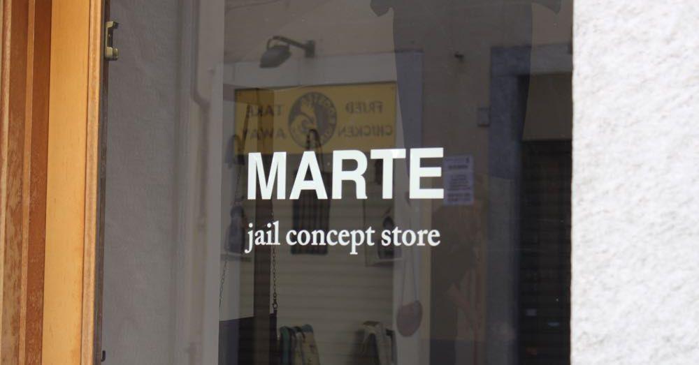 Marte, A Jail Concept Store