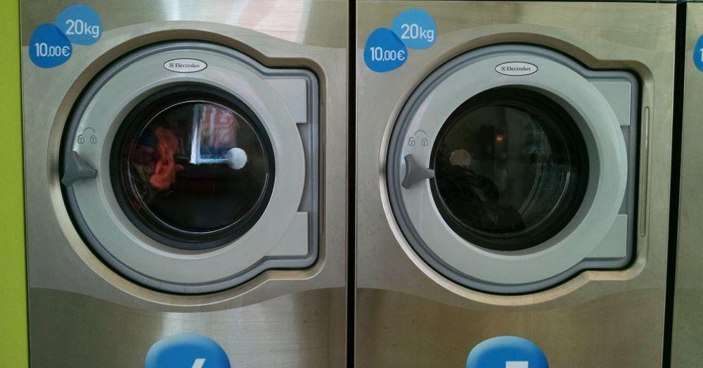 Laundry in Salzburg!