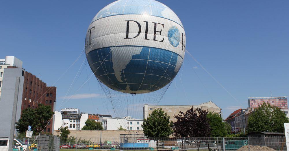 Die Welt: Air Service Berlin