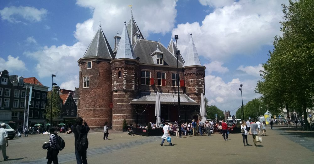 De Waag, the Weighing House