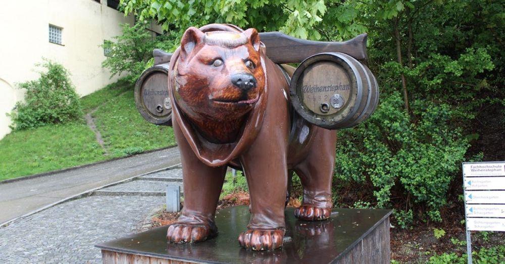 Bear Monk