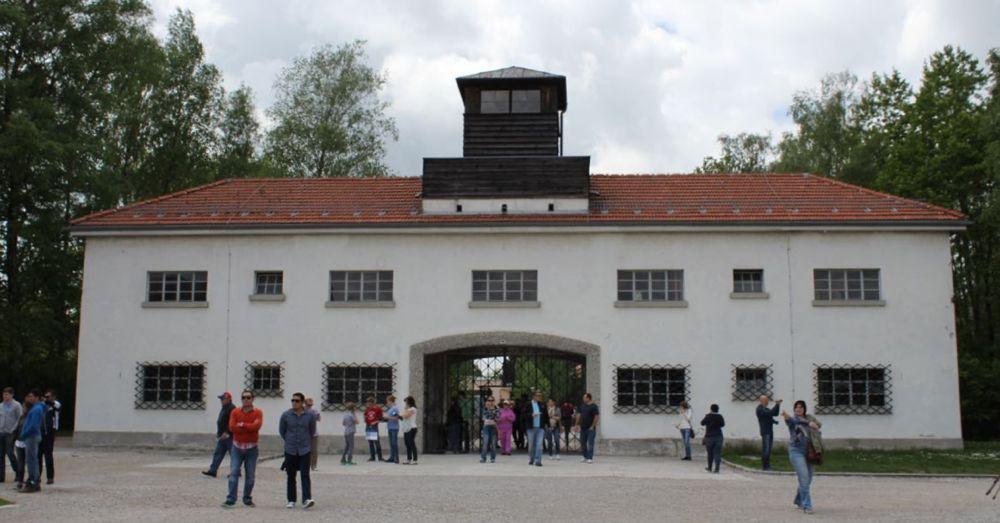 Dachau Gatehouse