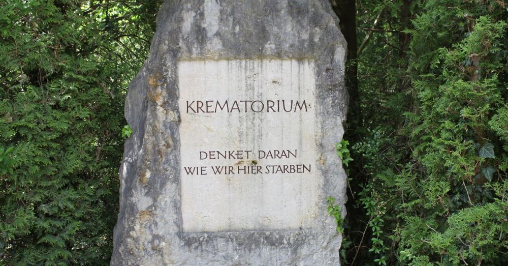 Entering the Krematorium