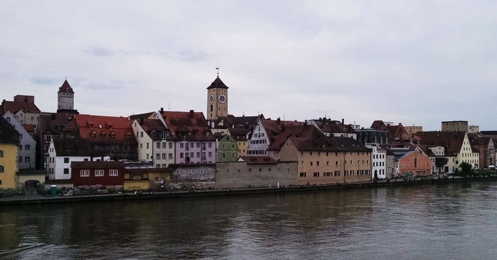 Regensburg on the Danube
