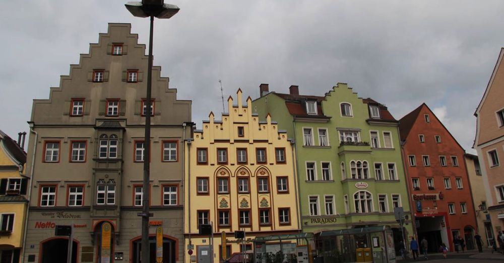 Regensburg Buildings