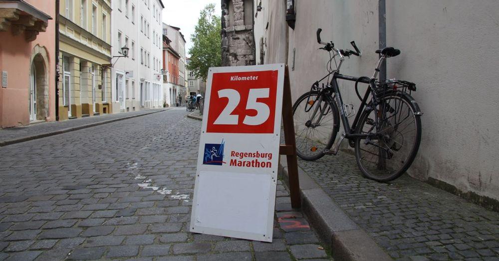 Regensburg Marathon Continues