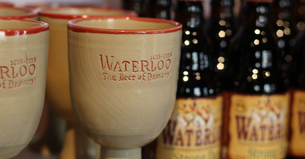Waterloo, the Beer of Bravery