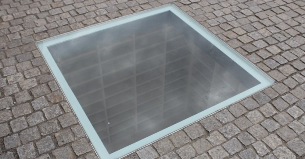 Nazi Book Burning Memorial