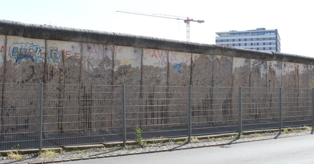 Largest Remaining Section of the Berlin Wall