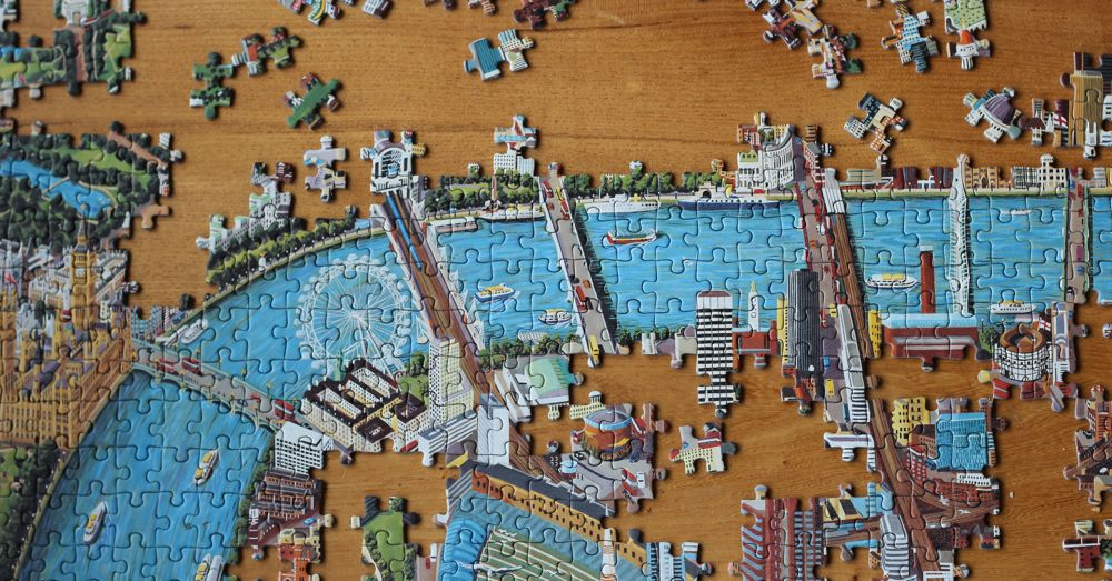 Puzzle of London