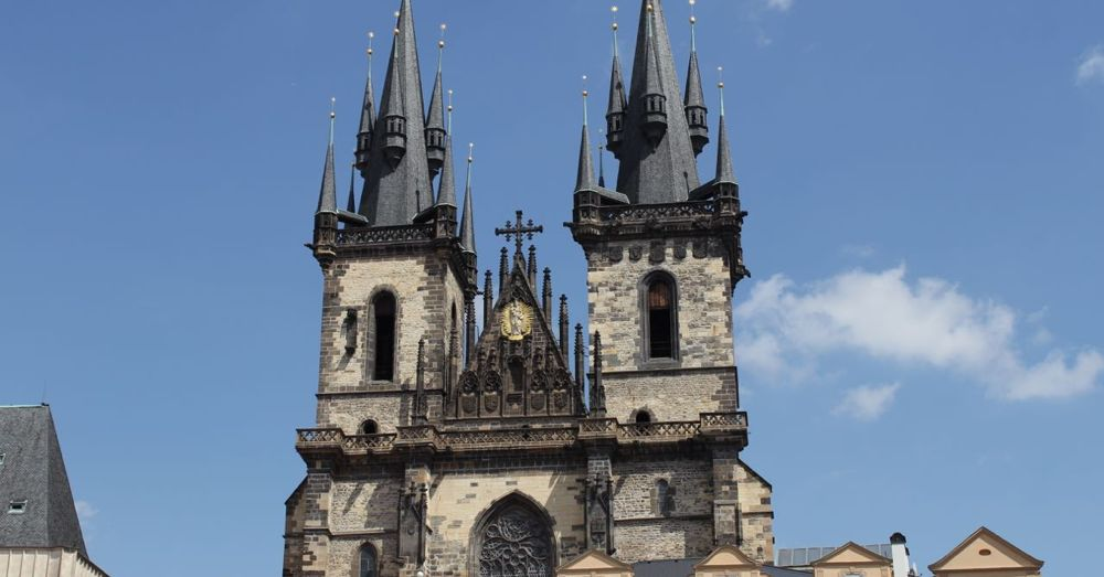 Prague is the City of a Thousand Spires