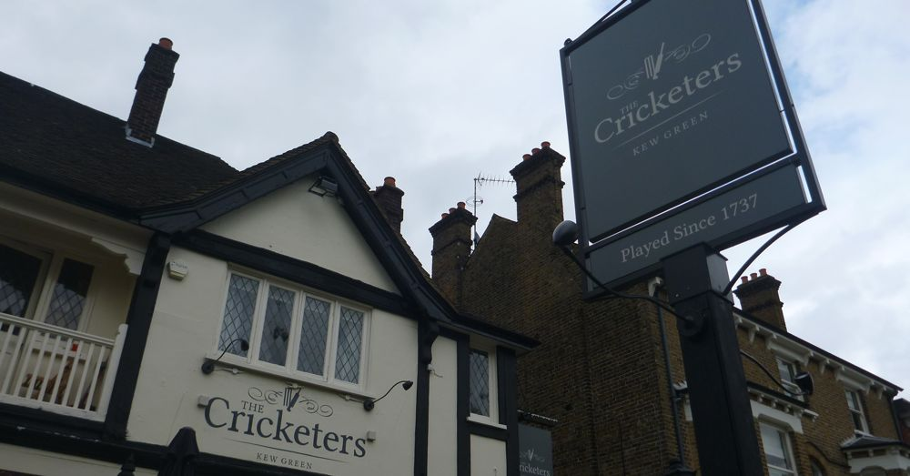 The Cricketers.