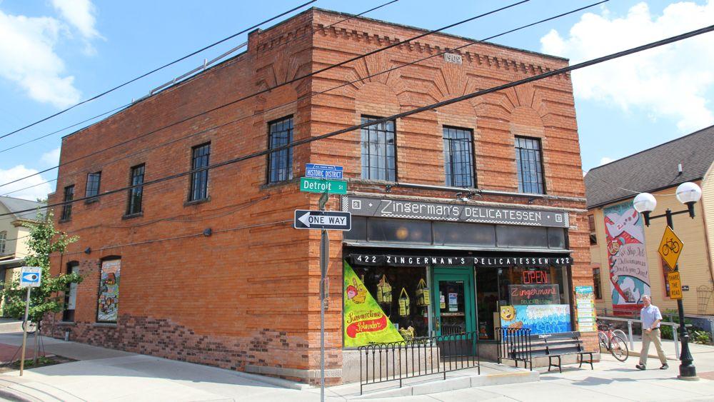 Zingerman's Delicatessen, Ann Arbor, MI
