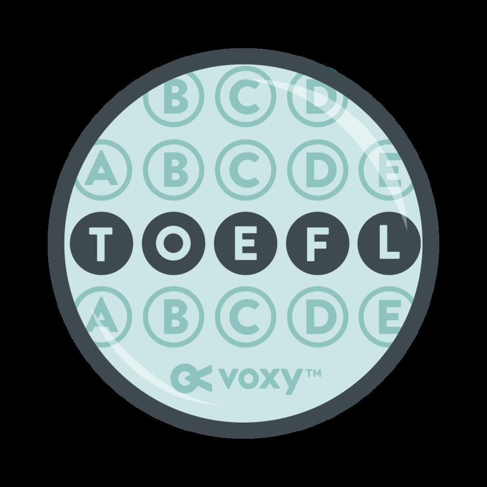 TOEFL Test Prep